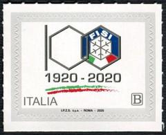 ITALIA 2020: 100° ANNIVERSARIO DELLA FONDAZIONE DELLA FEDERAZIONE ITALIANA SPORT INVERNALI - 2011-20: Neufs