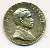 JETON // 1928 // LOUIS PASTEUR // 1/10ème D'EUROPA - Non Classificati