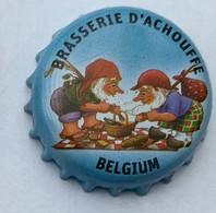 Kroonkurken 175 Brasserie D'Achouffe Soleil - Beer