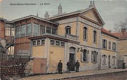 ¤¤   -  SAINT-OUEN-L'AUMONE   -   La Gare  -   Chemin De Fer    -  ¤¤ - Saint-Ouen-l'Aumône