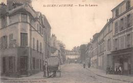 ¤¤   -  SAINT-OUEN-L'AUMONE   -   Rue Saint-Lazare   -  ¤¤ - Saint-Ouen-l'Aumône