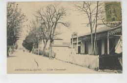 ANDERNOS LES BAINS - Crèche Communale - Andernos-les-Bains