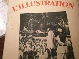 ILL 31/GANDHI /LEGION ETRANGERE /HIMALAYA KANGCHENJUNGA ALPINISME /LYON FAC MEDECINE - 1900 - 1949
