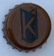Kroonkurken 211 Kompel Bruin - Beer
