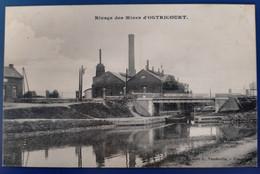 Carte Postale Ancienne  - Rivage Des Mines D'OSTRICOURT - Mijnen