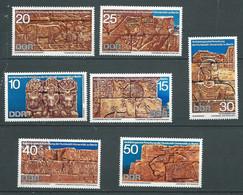 Allemagne  -  RDA -  Série Yvert N°  1297 / 1303 ** 7 Valeurs Neufs Sans Charnière -  Az 30805 - Unused Stamps