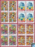 Sri Lanka Stamps 2020, Covid - 19, Corona, Medical, MNH - Sri Lanka (Ceilán) (1948-...)