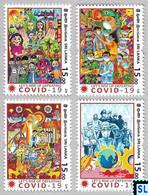 Sri Lanka Stamps 2020, Covid - 19, Corona, Medical, MNH - Sri Lanka (Ceylon) (1948-...)