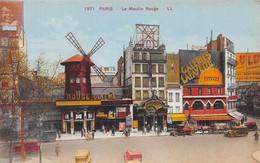 75-PARIS LE MOULIN ROUGE-N°4062-F/0371 - Andere