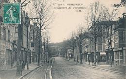 92) SURESNES : Boulevard De Versailles - Suresnes
