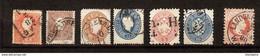 Autriche  N° 14 Et Suivants - Used Stamps