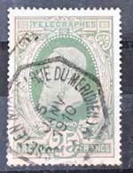 TG10 Afstempeling ST JOSSE TEN NOODE (RUE DU MERIDIEN) - Telegraphenmarken