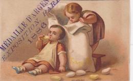 RARE CHROMO SUISSE / BASEL / BONBONS WIRZ / MEDAILLE ARGENT EXPO PARIS 1886 - Sin Clasificación
