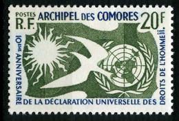 Comores 15 ** - Unclassified