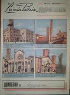 """Quaderno """"la Mia Patria"""" Emilia Romagna - Unclassified"""