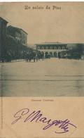 Pisa Pioneer P. Used 1900 Stazione Centrale Gare Station  Edit Scarlatti - Pisa