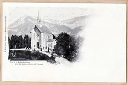 X74149 Editeur F.CALVELLI LA-ROCHE-sur-FORON Haute-Savoie Vue De La BENITE-FONTAINE 1900s - La Roche-sur-Foron