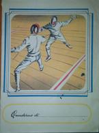 Quaderno Sport SCHERMA - Unclassified