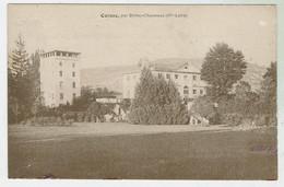 BRIVES CHARENSAC - Château De Corsac - Près De La Chartreuse - Propriété Terra - Other Municipalities