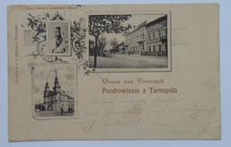 Ukraine M88 Ternopil Tarnopol 1899 Church Street - Ukraine