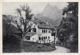 SIUSI-CASTELROTTO-BOZEN-BOLZANO-PENSIONE E CAFFÉ=MIRABELLA=CARTOLINA VERA FOTOGRAFIA-NON VIAGGIATA-ANNO 1950-1955 - Bolzano (Bozen)