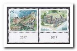 Servië Belgrado 2017, Postfris MNH, Europe, Cept - Unused Stamps