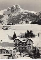 SANTA CRISTINA-BOZEN-BOLZANO-VAL GARDENA-HOTEL=WOLKENSTEIN= CARTOLINA VIAGGIATA IL 7-4-1987(PRODUZIONE 1955-1960) - Bolzano (Bozen)