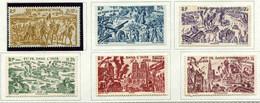 Inde  PA  7 à 16 (*)  * - Unused Stamps