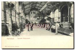 CPA Karlsbad Sprudel Kolonnade - Ohne Zuordnung
