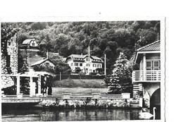 SEVRIER  LAC D ANNECY   HOTEL ROBINSON  PROPRIETAIRE Mme LONGERAY    FACON PHOTO DEPT 74 - Autres Communes