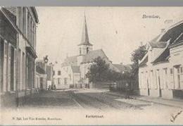 30 09 61//    BROECHEM  KERKSTRAAT   1902   MOOI ZICHT!!!! - België