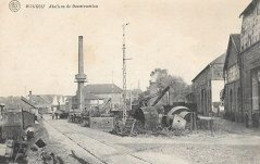 30 09 61//    BOUSSU   ATYELIER DE CONSTRUCTION - België