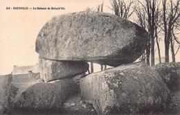 BRENNILIS  -  Le Dolmen De Breach ' Ilis ( Edts Joncour - Brasparts   365 ) - Other Municipalities