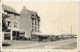 Westende - Lekkerbek - Zeelaan - Avenue De La Mer - Tram - Westende