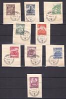 Deutsches Reich - 1940 - Michel Nr. 751/759 - München - Sonderstempel - Deutschland
