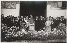 9598. Vintage Photo Old Foto Nozze Bignami Balli 15 Ottobre 1931 Carpi 14x9 - Personnes Identifiées