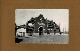 Dept  59 Carte Photo Ostricourt La Gare,obl Ostricourt Nord - Otros Municipios