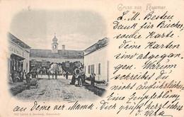 AK - Austria, Gruss Aus KAMMER,  1898 - Attersee-Orte