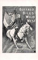 CPA BUFFALO BILL'S WILD WEST - Adrian Lones 1903 - Other Illustrators