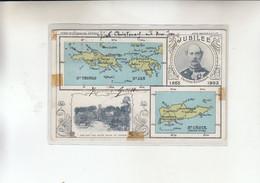 ST.THOMAS - 1900 OFFICE POLICE - Jungferninseln, Amerik.