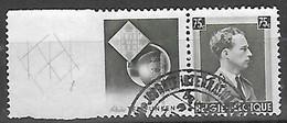 OCB Nr PU120 Reclame Pub Telefunken - Centrale Stempel - Pubblicitari