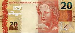 Brazil 20 Reais (P255e) 2010 -UNC- - Brasile
