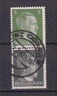 Deutsches Reich - 1941 - Michel Nr. S 270 - Gestempelt - Se-Tenant