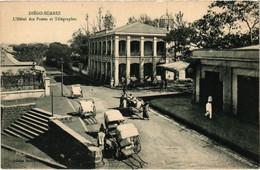 CPA AK Diego Suarez- Hotel Des Postes Et Telegraphes MADAGASCAR (1044687) - Madagascar