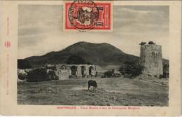 CPA AK Vieux Moulin A Vent De L'habitation Macabout MARTINIQUE (1045381) - Sonstige
