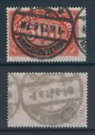 Deutsches Reich Michel-Nr. 251 Gestempelt - Geprüft - Usados