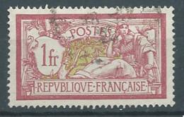France YT N°121 Merson Oblitéré ° - 1900-27 Merson