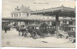 VICHY - Gare  - Cliché Peu Courant - Vichy