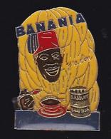 67443- Pin's. Cacao.chocolat.Banania - Alimentazione