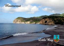 Montserrat Island Little Bay New Postcard - Andere
